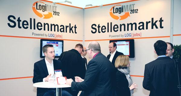 Messe-Stellenmarkt 2012