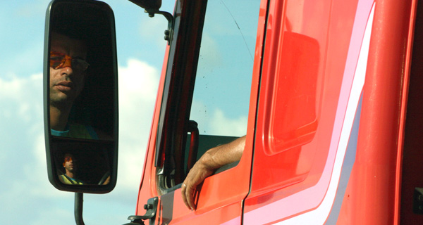 Fahrpersonal Berufskraftfahrer